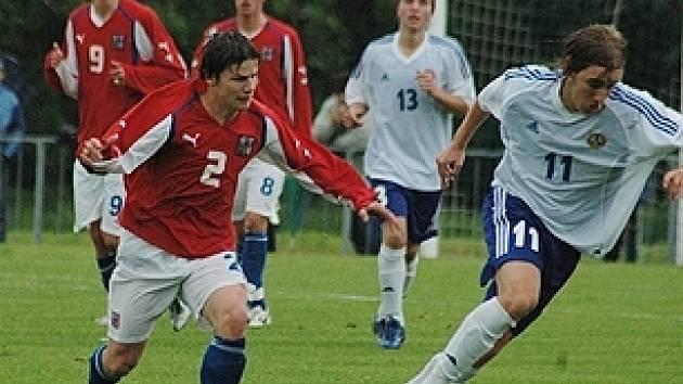 Po dvou letech se v regionu opět uskuteční přátelský reprezentační zápas českých fotbalových mladíků.
