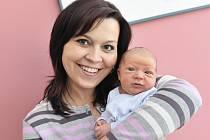 Tobias Prokop je jméno syna manželů Lucie a Jaroslava z Opatova, kde se na něj těší sestra Natálka. Na svět si přinesl 3,41 kg.