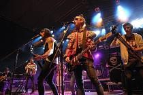 V pátek, druhý den Jam Rocku, byl překonán loňský účastnický rekord.