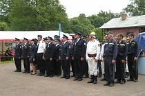 Z oslav 130. výročí SDH Lichkov.