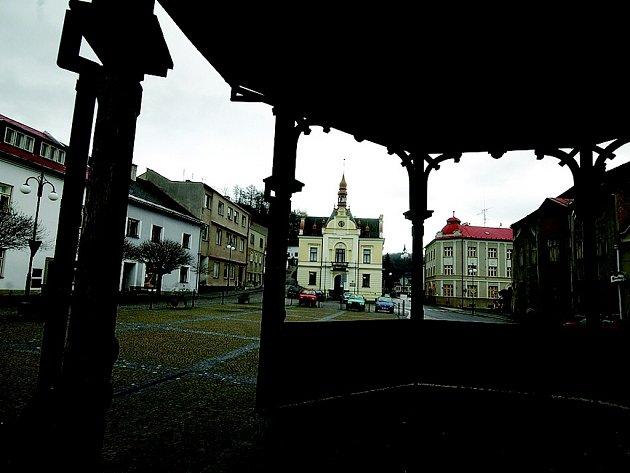 Náměstí v Brandýse nad Orlicí