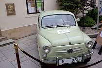 Vernisáž výstavy Od normalizace k sametové revoluci aneb Rok 1989 v Chocni.
