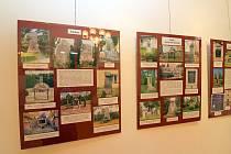 Výstava v muzeu v Ústí nad Orlicí. Ilustrační foto