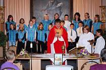 Tradiční srpnová pouť sv. Bartoloměje na Žampachu.