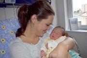 Rozálie Luxová dělá radost Veronice a Jaromírovi z Pastvin. Holčička se narodila 20. 11. v 19.37 hodin, kdy vážila 3,63 kg. Sestřička se jmenuje Dorotka.