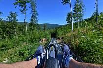 Dolní Morava: Adrenalinová jízda v délce 3 kilometrů