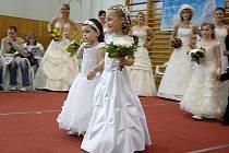 Svatební den v Lanškrouně.