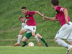 Krajský přebor ve fotbale: FK Česká Třebová - FC Hlinsko.