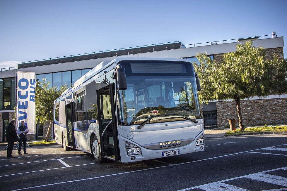 Iveco dodalo sedmatřicet autobusů do Francie.
