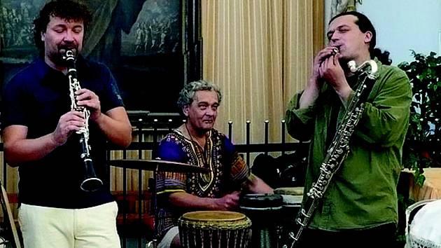 České klarinetové kvarteto