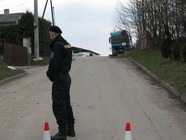 Areál firmy Multiagro ve Slatině.
