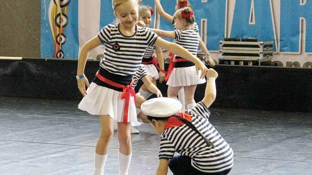 Českotřebovský taneční pohár 2016.