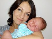 Antonín Petr je prvorozený syn Jany a Davida z Výprachtic. Narodil se 9. 7. v 1.37 hodin a vážil 3670 g.