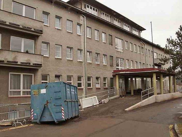 Orlickoústecká nemocnice.