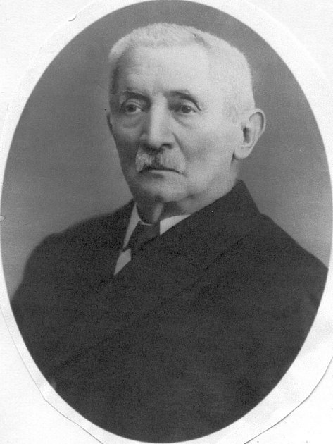 František Josef Andrlík.
