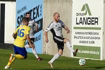 Česká fotbalová liga: TJ Jiskra Ústí nad Orlicí - FC Písek.