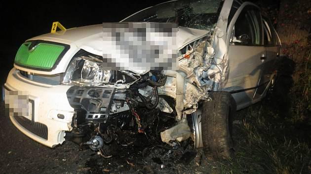 Jedna nehoda a dva řidiči pod vlivem alkoholu.