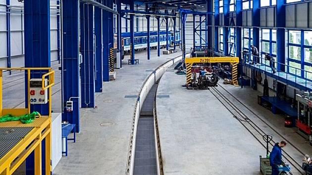 CZ Loko otevřelo další dvě provozovny v Přerově a Ostravě.