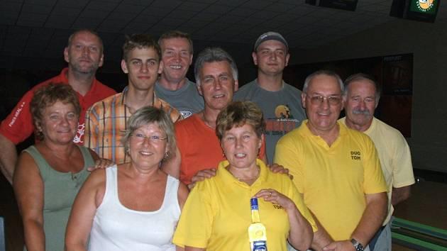 Bowlingový turnaj Merka cup