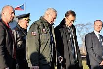 Prezident navštívil Králickou pevnostní oblast.