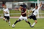 Ve druhém kole Ondrášovka Cupu prohrálo Ústí nad Orlicí doma se Spartou Praha 0:4.