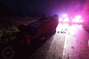 Tragická nehoda u Líšnice