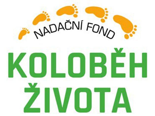 Logo nadačního fondu.