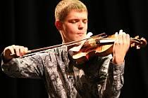 Z 59. ročníku Kocianovy houslové soutěže a 12. ročníku hudebního festivalu Kocianovo Ústí.