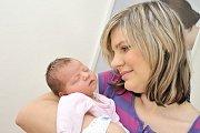 Viktorie Knapovská je první radostí pro Zuzanu a Jiřího ze Srubů. Narodila se 13. 11. v 11.45 hodin, kdy vážila 3,638 kg.