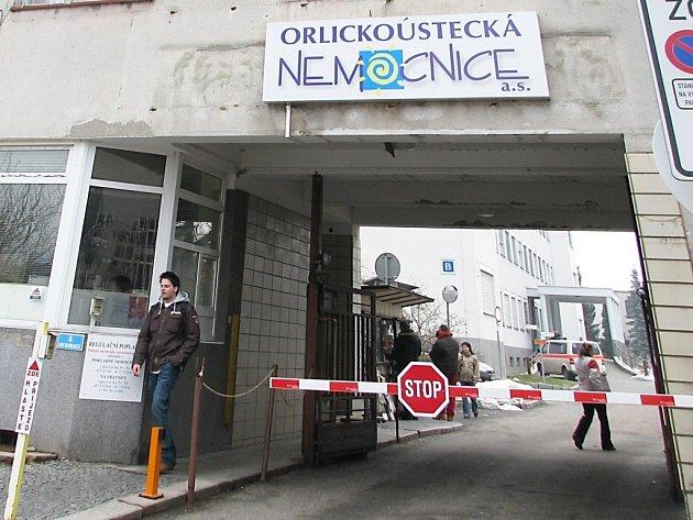 Orlickoústecká nemocnice