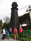 Putování Přes tři zvoničky.