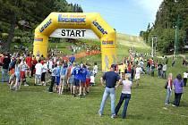 AKTIVNÍMI účastníky Týdne sportu jsou tradičně děti.