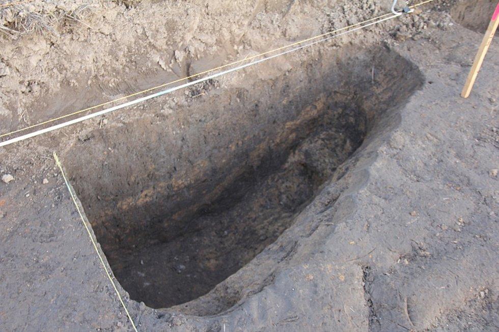 Archeologické nálezy ve Vysokém Mýtě