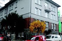Vzdělávací středisko pro zaměstnance ČD.