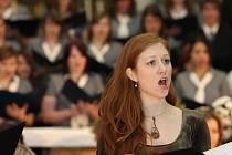 Benefiční koncert v ústeckém kostele.