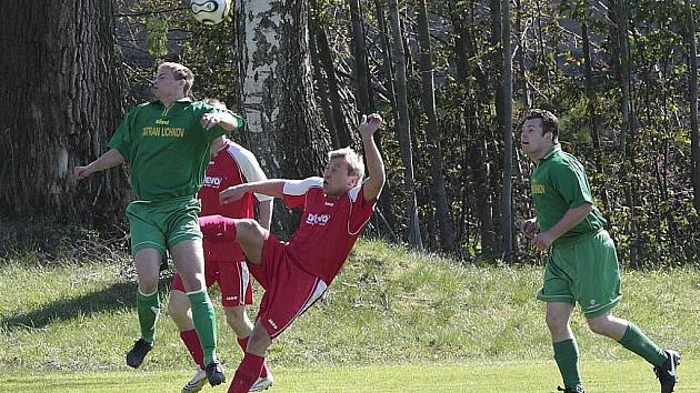 Lichkov - Dlouhoňovice 1:0.