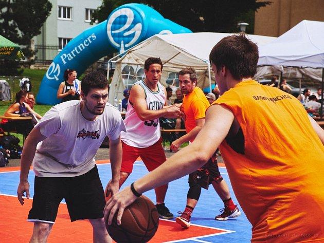 Partners Streetball Cup - Memoriál Mistra Jana Husa v České Třebové.