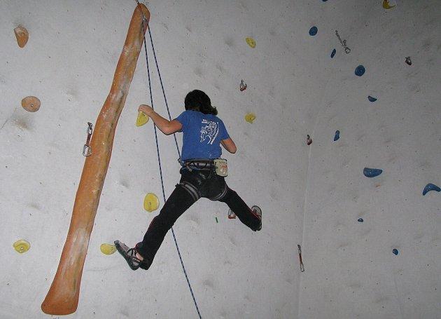 Skvělé výkony byly k vidění při sobotních lezeckých závodech pro děti a mládež, které se uskutečnily na lezecké stěně v tělocvičně Základní školy na náměstí A. Jiráska v Lanškrouně.