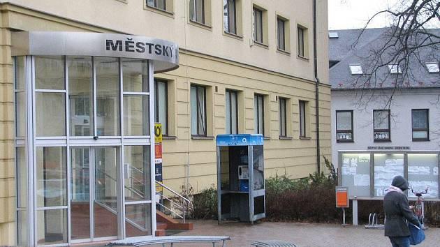 Městský úřad v Žamberku. Ilustrační foto.