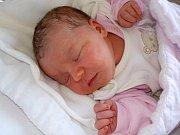 Dominika Doležalová se narodila s váhou 3350 g 1. 3. v 5.45 hodin Monice a Rudolfovi z Damníkova. Těší se na ni sestřičky Anička a Barunka.