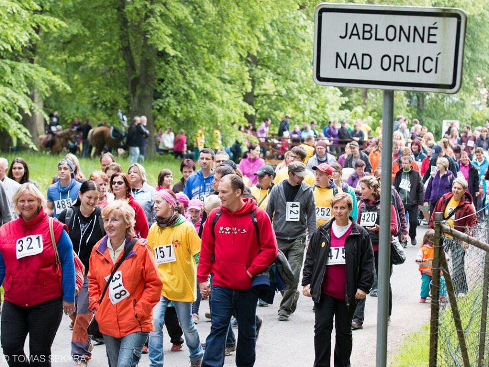Město dobrých andělů v Jablonném nad Orlicí.