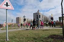 Na dětském dopravním hřišti slouží nové zázemí