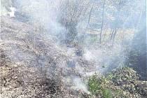 Požár u Rudoltic