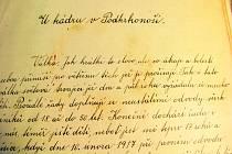 Nad písmem i stylem psaní Josefa Špinlera, který byl podle slov svého syna Jana obyčejným sedlákem se základním vzděláním, čtenář vzpomínek žasne.