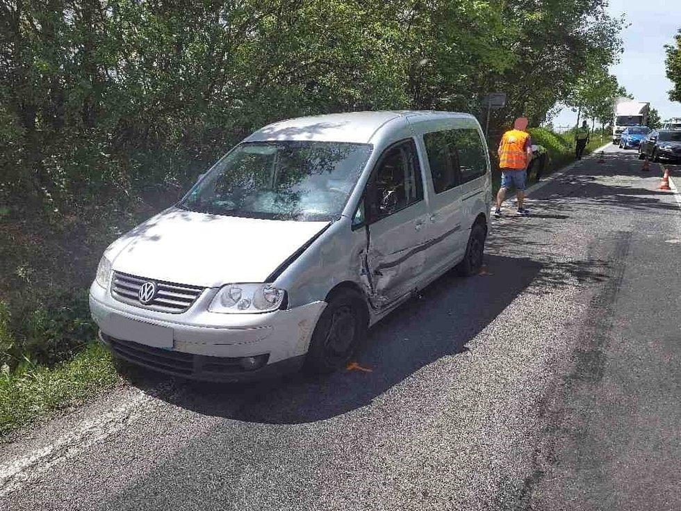 V úterý 15. června zasahovala jednotka hasičů z Lanškrouna u dopravní nehody dvou vozidel na Orlicku.