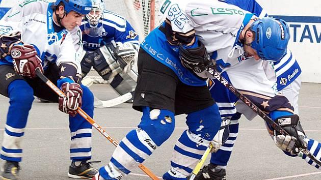 Domácí překvapivě porazili favorita z Ústí nad Labem a jsou v semifinále.