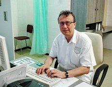 Aleš Jurčík, primář gynekologicko-porodnického oddělení Orlickoústecké nemocnice.