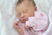 Nikol Zapletalová bude doma s rodiči Vendulou a Lukášem v Žamberku. Když se 6. 6. v 2.19 hodin narodila, vážila 3,160 kg.