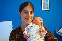 Viktorie Brychtová, tak se jmenuje dcera Jany a Aleše Brychtových z Bystřece, kde už má sestru Lucinku. Narodila se 20. srpna ve 13 hodin, vážila 3,66 kg.