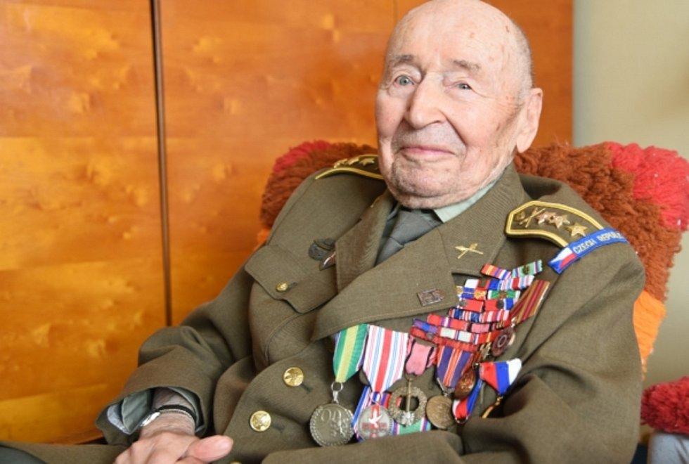 Plukovník Vasil Timkovič v roce 2019.